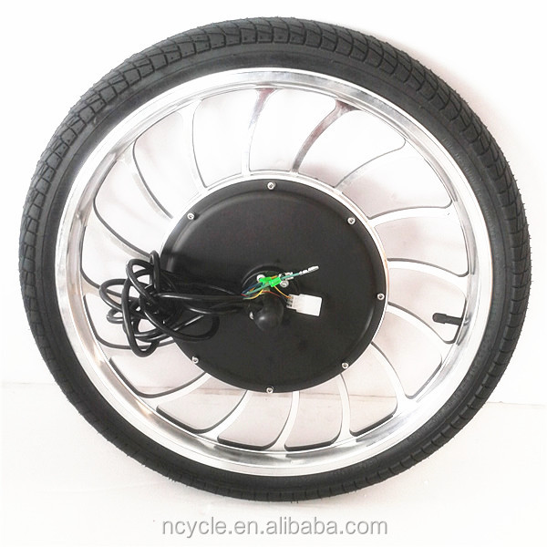 "48v500w 20"" E Bicycle Electric Scooter Wheel Hub Motor kit"