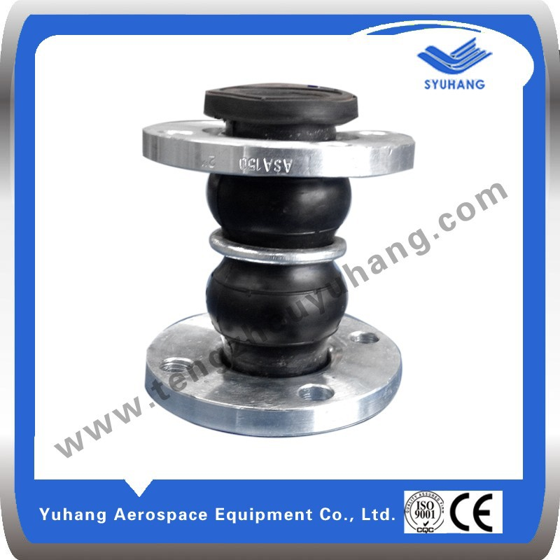 Rubber Bridge expansion joint /Two ball rubber expansion joint