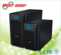Pure sine wave High Frequency Online UPS 1~ 3 KVA with battery inside