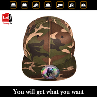Custom unisex 100% polyester hip pop snapback cap with high quality snapback cap