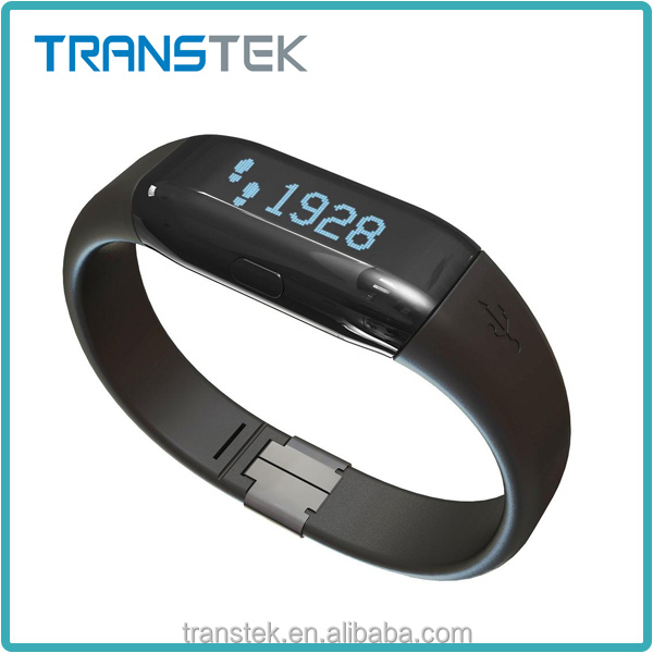 Fashionable cheap bluetooth smart health pedometer sport watch