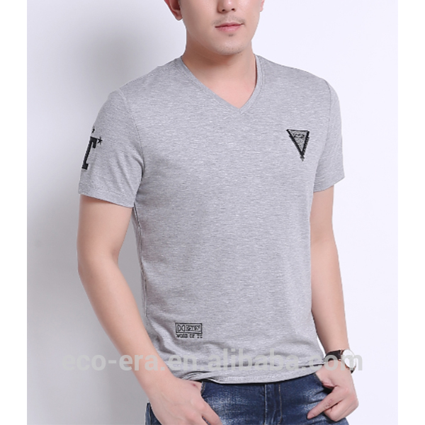 Comfortable Bamboo T-shirt Custom Labelling OEM Tshirt <strong>Manufacturers</strong> China