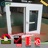 Chinese Supplier Energy Saving uPVC Double Glazed Window