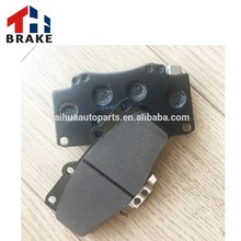 High quality factory supply car auto parts custom auto metal material brake pads for sale
