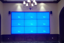 Indoor 1920*1080 High Bright LCD Video Wall With Low Price