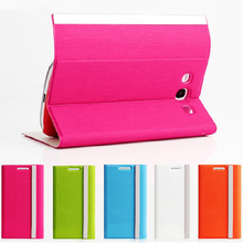 Pink Mobile Phone Leather Case Leather Phone Case for Samsung Galaxy Note 2 Genuine Leather