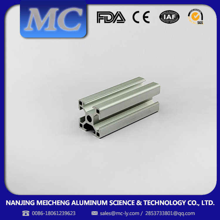 MEICHENG-Good Comments Offer Special Process aluminum extruded profiles 6060 t5