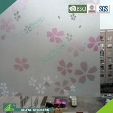 Frosted 3D View BSCI security window film