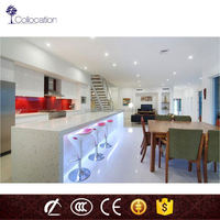 2016 high gloss mdf acrylic kitchen cabinet door sliders furniture china high quality