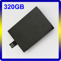 320GB HDD FOR XBOX 360 SLIM HARD DISK,320g hard drive for xbox360 video game