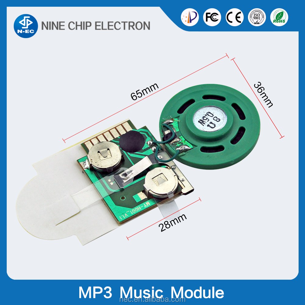 Recordable sound module for greeting cards and postcards buy greeting card recordable sound chip and talking music sound chip and sound chip module for musical m4hsunfo