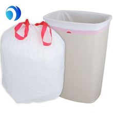 2015 Hot SEAL High quality plastic cheap colored drawstring garbage/trash bag