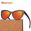 2018 Most popular High Quality CE FDA Cat 3 UV400 Polarized Custom Bamboo Sunglasses