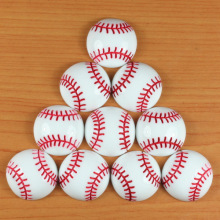 Baseball Sofe Ball Sports Resin Cabochon Flatbacks Flat Back Scrapbooking Hair Bow Center Crafts Making DIY