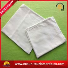 Cheap aviation napkin for bread basket napkin printing