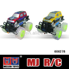 Fashion 360 degrees dancing car rc monster truck