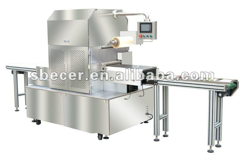 Automatic Tray Type Modified Atmosphere Packer