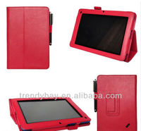 7.0 Inch Tablet PC PU Stand Leather Case Cover for Iconia B1A71 Leather Case