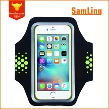 Shenzhen Mobile Phone Accessories Running Sport Ultra Thin Protable Cell Phone Armband Case