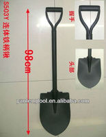 Farming Tool South Africa metal steel Shovel spade without welding 2kg