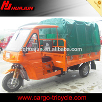 Cargo loading wholesale cabin motor tricycle