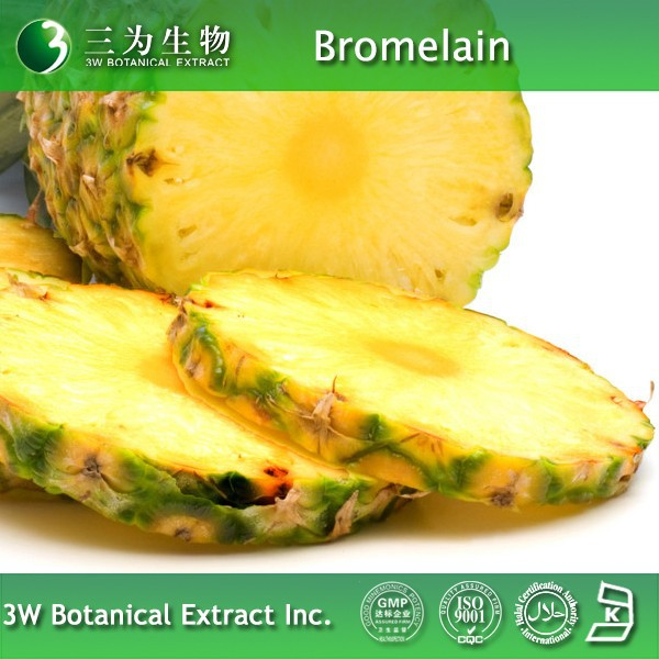 Best Quality Stem Bromelain from China