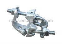 Anti-broken Germany type scaffold swivel coupler rotation Clamp scaffolding accessory