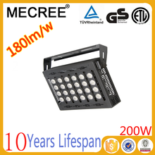 Super Brightness High Power 200000 lumens 200w led tunnel light
