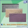 Modern decorative exterior wall siding panel for steel structure houses, sentry box, electric power facilities, villas