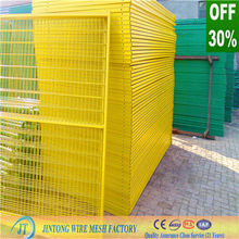 Wire Diameter 3.5mm opening 50*100mm Canada temporary fencing manufacturer (SGS Certification Factory)