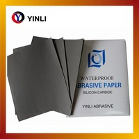 OEM silicon carbide wet and dry waterproof abrasive Paper