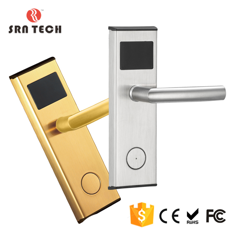 S-118E-S-2 z wave hidden drawer lock cabinet push loc with RFID keys