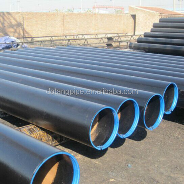 X56 L390 Lsaw steel pipe