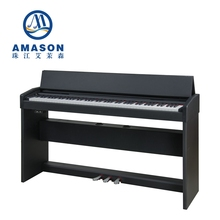 Digital Piano Upright 88 keys hammer action keyboard musical instrument MIDI keyboard piano electronic touch response F-10