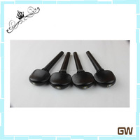 China High Quality Ebony Tuning Pegs for Violin, Viola, Cello