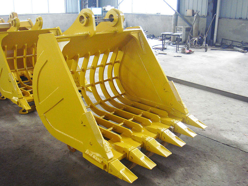 super quality popular selling 1.2CBM capacity skeleton bucket for C320D excavator