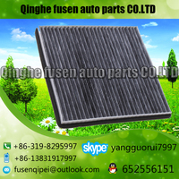 Hot sale fiber Factory direct sales car cabin air filter OEM MA12-61-153 air conditioner filter