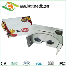 China Factory wholesale OEM Youtube Google Cardboard assembly V2.0 for 3D Video