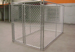 Large Pet Enclosure Dog kennel Run Animal Fencing Sheep , anti-rust kennels