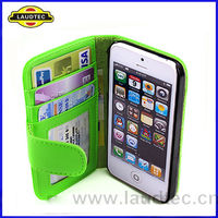 for iPhone 5c Wallet Case,Leather Cover,Flip wallet Leather Case for i5c high quality hot sale