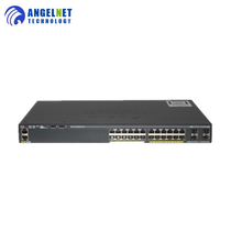Cisco catalyst 24ポートsfpスイッチWS-C2960X-24TS-L cisco catalyst