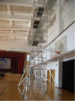 stable and safity scaffolding layer truss