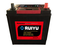 World best selling products adult battery car 12v dry car batteries