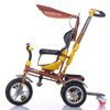 2016 new aluminum alloy frame trike tricycle for children