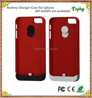 Hot product battery phone Case For iphone 5/5s/5c 2200 mAh Phone Case Cover Charger power bank case for iphone 5