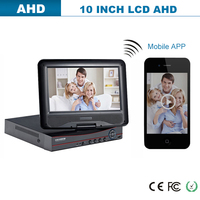 security video recorder h 264 4ch full d1 hi-3521 cctv ahd dvr 4ch for baby security