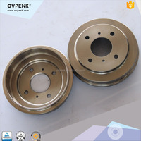 Alloy Wheel Brake Drums For C11/N16/Sunny 2.0/Geniss nissans aftermarket auto parts