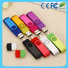 2016 Smart Phone USB2.0 OTG External pendrive U disk memory disk 8GB