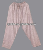 muslim wear,Afghani Long Pants