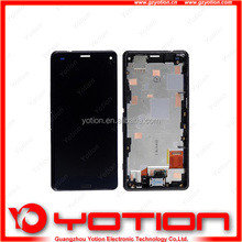 lcd for Sony Xperia Z3 compact Z3mini M55W D5833 D5803 lcd display replacement